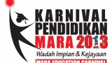 Karnival Pendidikan MARA 2013